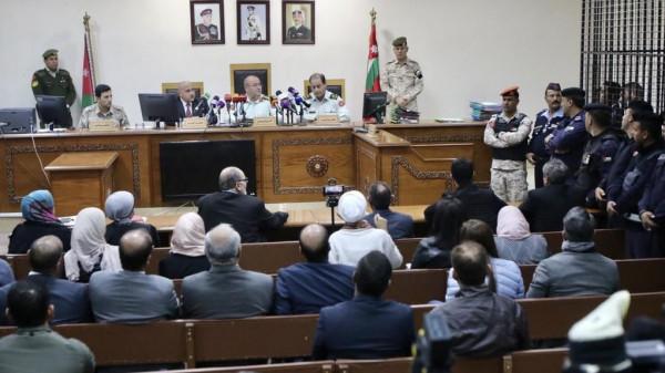 شاهد: المتسلل الإسرائيلي للأردن يُقر بتهمة وينفي الأخرى