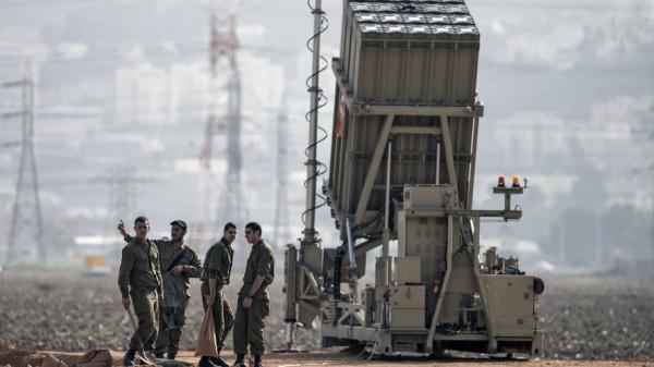 """جنرال إسرائيلي: أيام القتال ستبدو مختلفة بدون """"القبة الحديدية"""""""