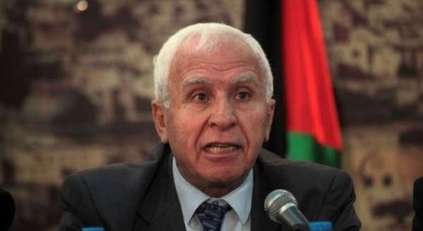 الأحمد: أتحدى حماس والجهاد إعلان قواعد الاشتباك مع الاحتلال