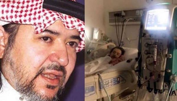 زوجة خالد سامي تكشف عن حاجته لزراعة كلى.. وسبب عدم تبرع ابنته سارة له