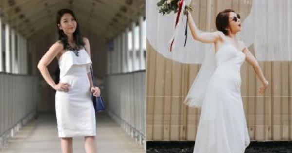 هكذا تختارين فستان زفاف يمكن ارتداؤه أكثر من مرة في المناسبات
