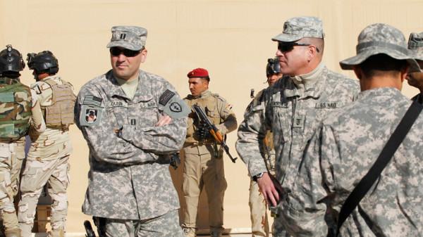 """""""الإعلام الأمني"""" العراقي: سقوط خمسة صواريخ داخل قاعدة عين الأسد في الأنبار"""