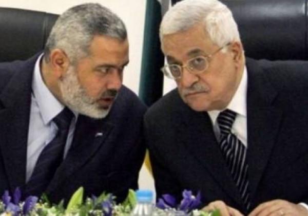تفاصيل اتصال هنية بالرئيس عباس مساء اليوم