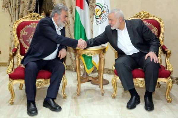 حماس والجهاد تُصدران بياناً مشتركاً بشأن مباحثات القاهرة