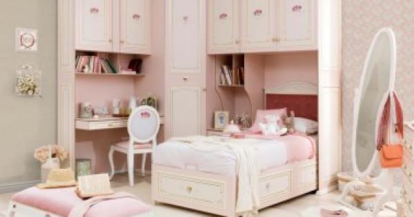 """""""باليتة"""" ألوان غرف نوم البنات فى 2020"""