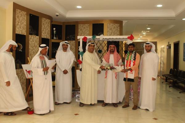 شاهد: مجلس أولياء أمور (دبا الحصن) يطلق مبادرة الموظف المتميز ويكرم الفائزين