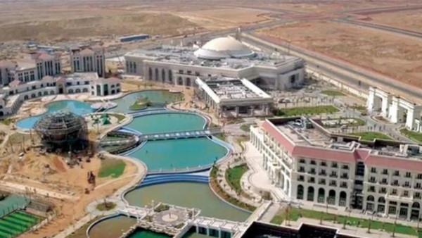 قرار مصري بشأن الاستثمار بالعاصمة الإدارية الجديدة
