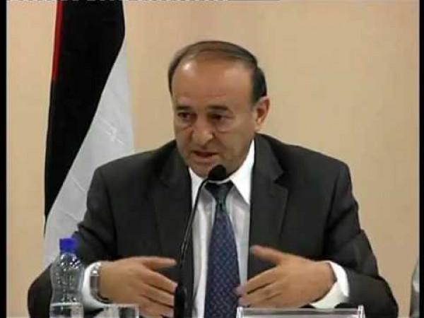برفقة دكتور سميح العبد.. وفد فلسطيني يلتقى مسؤولين بوزارة الخارجية الكندية