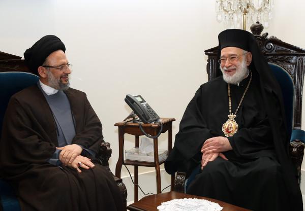 فضل الله: مسؤوليَّة القيادات الدينيَّة تجفيف منابع التوتر الطائفيّ والمذهبيّ