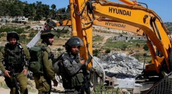 (بتسليم): الاحتلال هدم 165 منزلا في القدس منذ مطلع 2019
