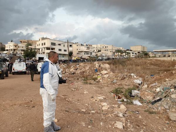 العثور على جثة طالب مقتولاً بمدينة شفا عمرو