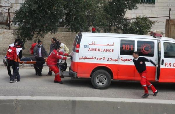 ثلاث إصابات في حادث دهس وقع على مدخل مدينة قلقيلية