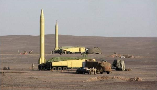 فرنسا: صواريخ إيران لا تراعي الاتفاق النووي