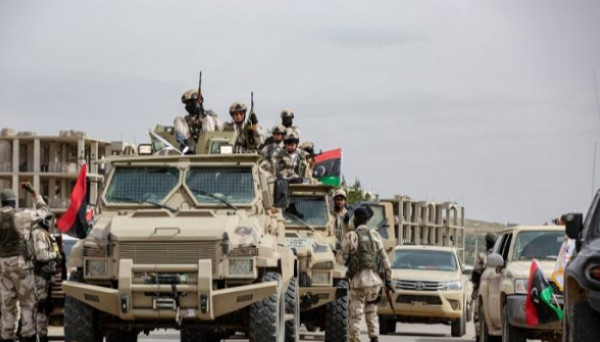 (الوطني الليبي) يصدر بيانا عن عملية (طوفان الكرامة)