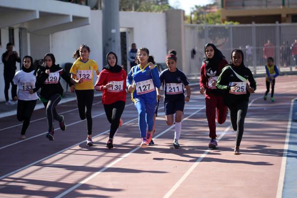 إسرائيل منعت لاعبي المحافظات الشمالية... اختتام بطولة فلسطين لألعاب القوى