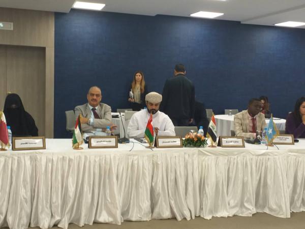 التنمية الاجتماعية تعرض تجربة فلسطين بالملتقى العربي بتونس حول الحماية الاجتماعية