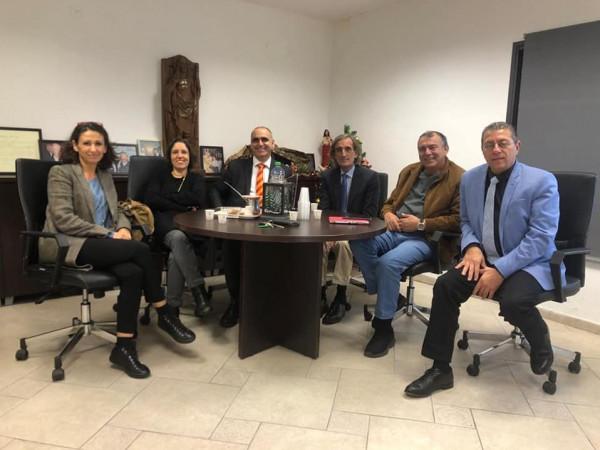 اسبانيا تسعى لتطوير علاقات ثقافية في حيفا والناصرة