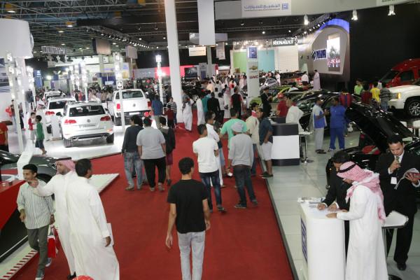 معرض السيارات السعودي الدولي 2019 ينطلق في جدة الثلاثاء المقبل