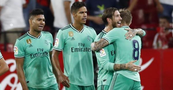 لماذا سيرتدي لاعبو ريال مدريد اللون الأخضر أمام إسبانيول؟