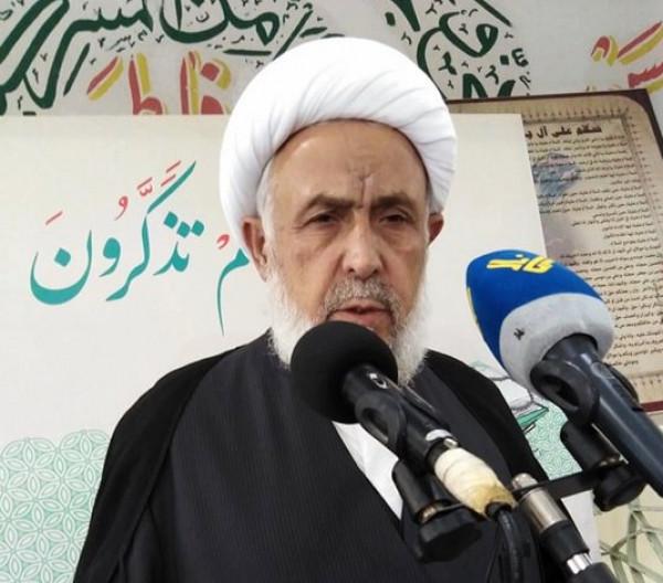 علي ياسين: مصالح الأوطان لا تُبنى على حسابات الخارج
