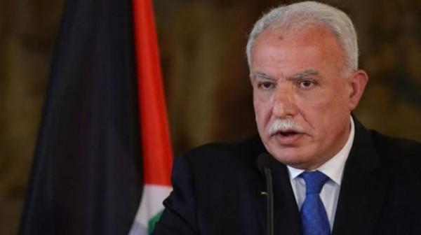 المالكي: القيادة الفلسطينية مُلتزمة بحل الدولتين مقابل إمكانية تبني خيار حل الدولة