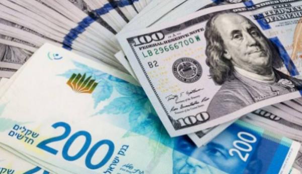 طالع أسعار صرف العملات مقابل الشيكل