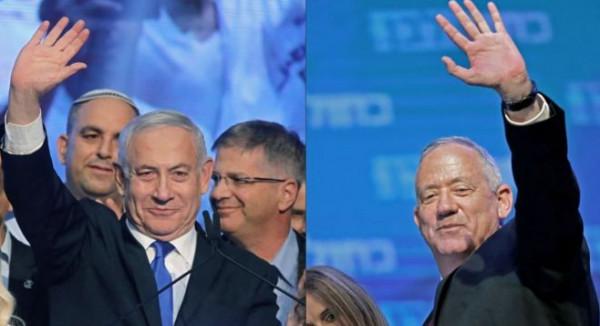 نتنياهو يدعو إلى إجراء انتخابات مباشرة مع غانتس