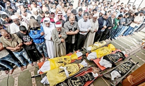 مركز حقوقي يعرض تفاصيل مجزرة عائلة أبو ملحوس السواركة