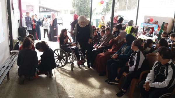 الثقافة وجمعية ذنابة الخيرية للثقافة  ينظمان يوم فرح ومرح للمعاقين