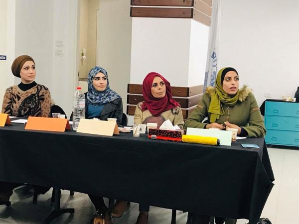 """""""فلسطينيات"""" تبدأ تدريبًا في الأمن الرقمي والحماية من الاختراق"""