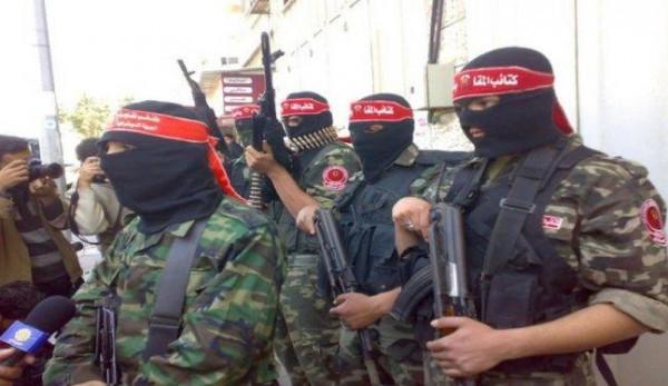 """شاهد: كتائب المقاومة الوطنية تنشر فيديو """"المرصاد"""""""