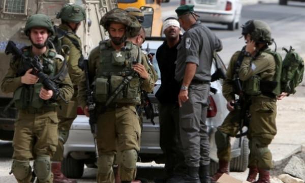 قوات الاحتلال تعتقل تسعة مواطنين في الضفة الغربية
