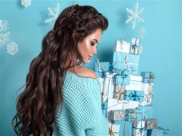 الشعر الطويل.. موضة جديدة لتسريحات الشعر في الشتاء