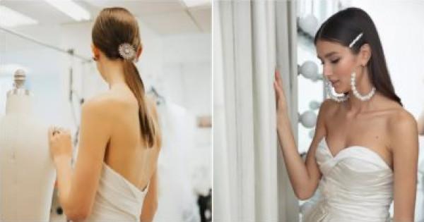 عروسة 2020.. تعرفي على موضة إكسسوارات الشعر من عروض الأزياء العالمية