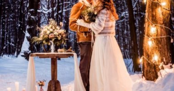 عروسة الشتاء.. 5 أفكار لحفل زفاف مثالي