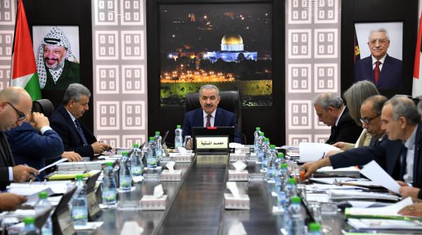 مجلس الوزراء يعتمد عدة قرارات للضفة وقطاع غزة   دنيا الوطن