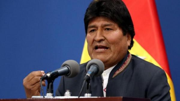 الرئيس السابق: حكومة بوليفيا استدعت الجيش الإسرائيلي لحمايتها ومحاربة اليسار