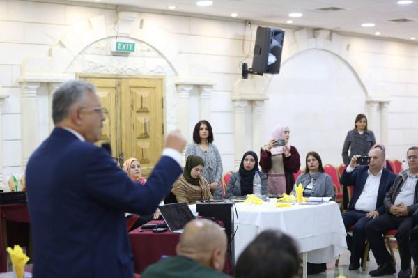 جمعية الكتاب المقدس الفلسطينية تنظم تخريجاً لدورة حقوق الإنسان