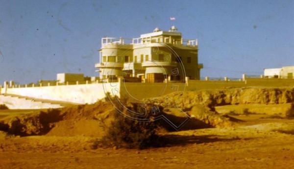 صور للفيلا التي عاش بها الملك سعود بعد إهدائه 7 قصور ملكية لوزارة المعارف