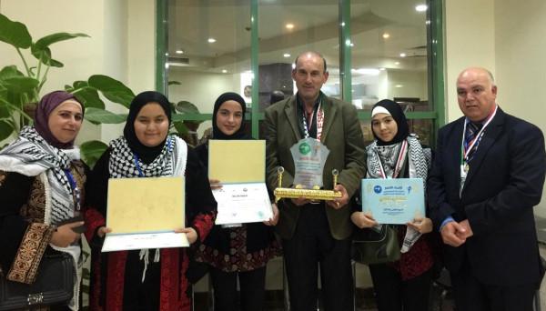 وزارة التربية تُشيد بفوز فريقها الطلابي بمراكز متقدمة بأولمبياد (ألكسو) بمصر