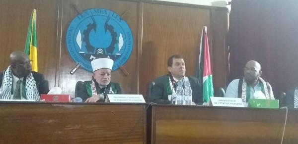 السنغال تُعلن تضامنها مجدداً مع فلسطين والقدس عاصمة دائمة لدولتها