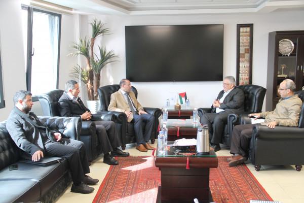 الوزير غنيم: مشاريع الصرف الصحي مرتفعة التكلفة وتواجه تحديات كبرى