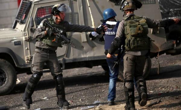نقابة الصحفيين تُطلع الاتحاد الدولي للصحفيين على الانتهاكات الإسرائيلية