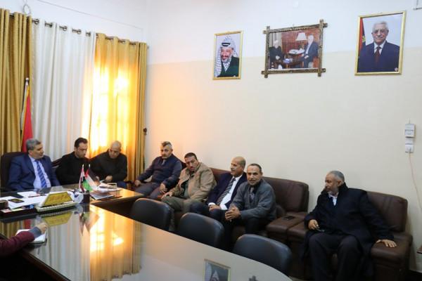 الحركي للمعلمين بشرق غزة يُهنِّئ النجار بتعيينه عميداً للمعاهد الأزهرية