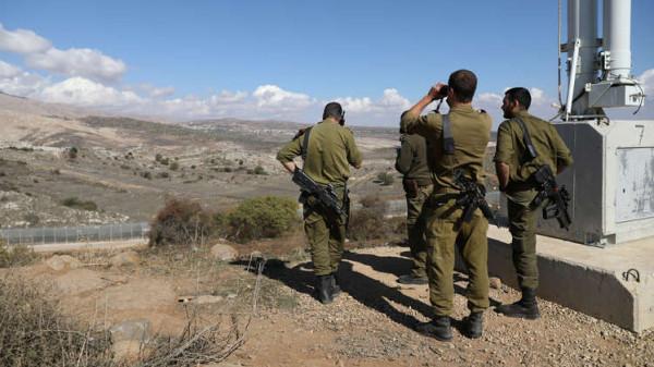 إصابة جندي إسرائيلي بجروح خطيرة إثر حادث سير قرب الحدود مع سوريا