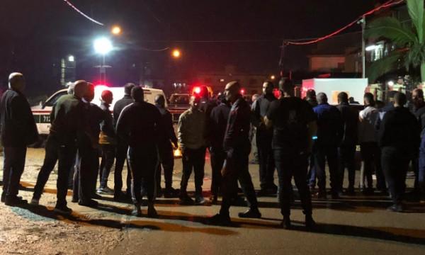 """إصابة شخص بإطلاق النار على منزل رئيس مجلس """"جديدة المكر"""" بأراضي 48"""