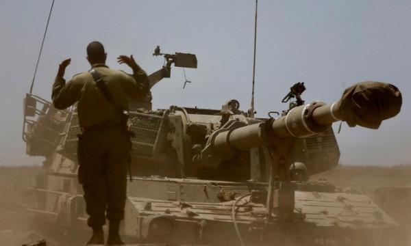 شاهد: إسرائيل تُطور صاروخاً جديداً لمهاجمة لبنان وغزة