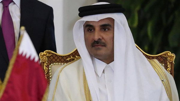 كشف سبب غياب أمير قطر عن القمة الخليجية بالرياض