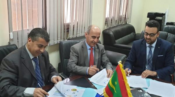 فلسطين تُوقع مشروع تبادل المعارف والخبرات لتطوير سلسلة إنتاج الخضروات في موريتانيا