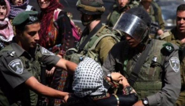 اعتقال مواطنة واندلاع مواجهات في قرية بيت دقو شمال غرب القدس